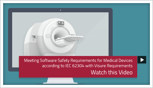 Software safety requirements for medical devices