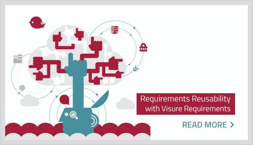 requirements reusability visure solutions