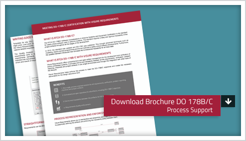 Download Brochure DO 178B/C