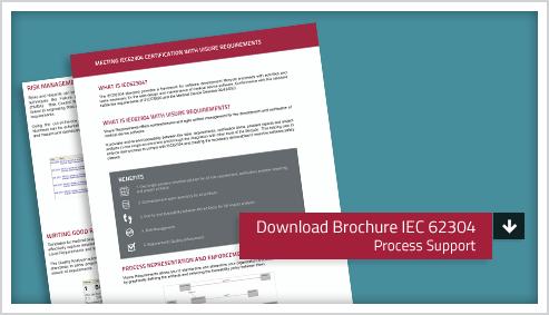 Download Brochure IEC 62304