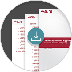 Visure Requirements Support for CMMI