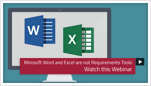 Requirements Excel & Word - Visure Solutions