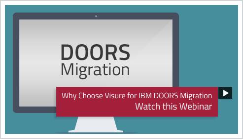 Why Choose Visure for IBM DOORS Migration  sc 1 st  Visure Solutions & Visure for IBM DOORS Migration - Visure Solutions