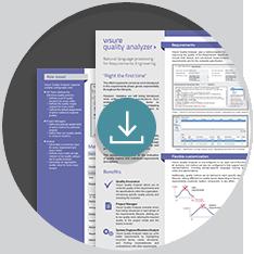 Quality Analyzer Product Sheet