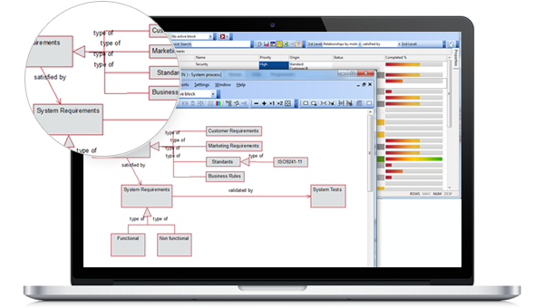 Your Requirements Engineering Tool Visure Solutions - Software requirements gathering tools