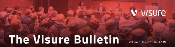 The Visure Bulletin. Fall 2019