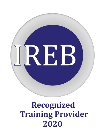 IREB Recognized Provider