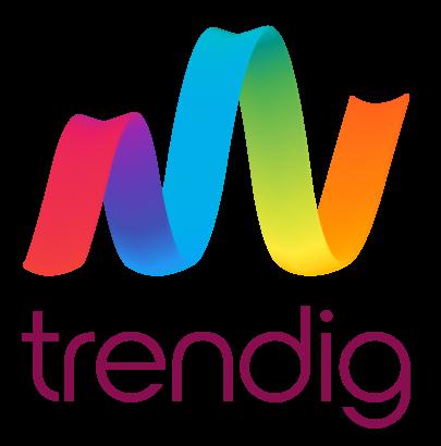 Trendig logo